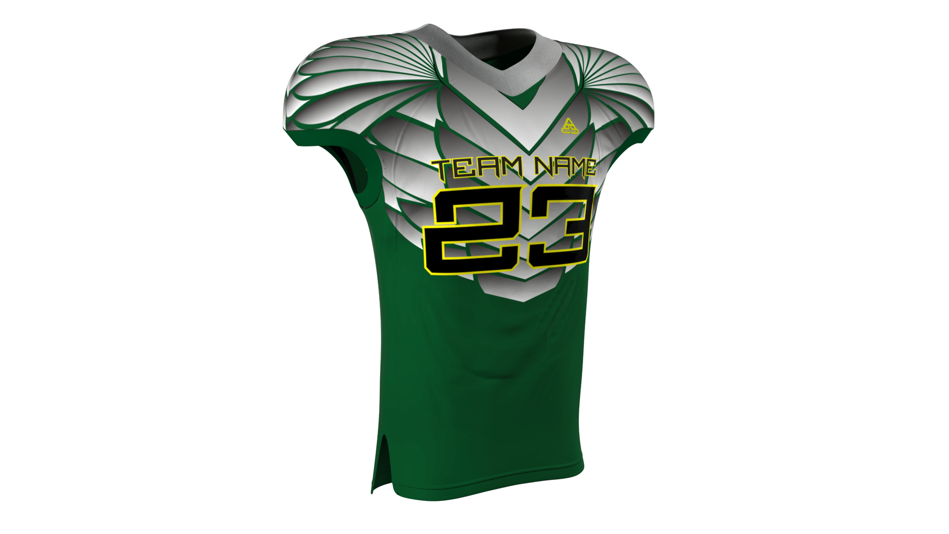vector freeuse Game Time Football Uniform