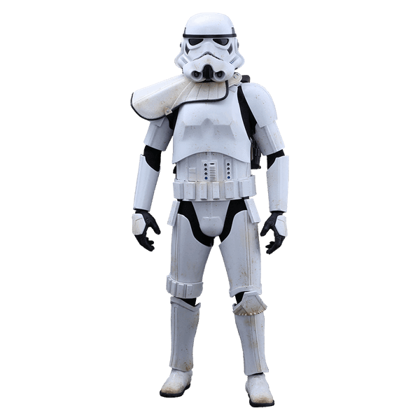 picture freeuse library Stormtrooper transparent. Jedha patrol rogue one