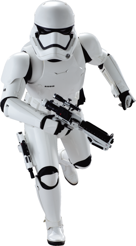 banner black and white library Battle star wars ep. Stormtrooper transparent