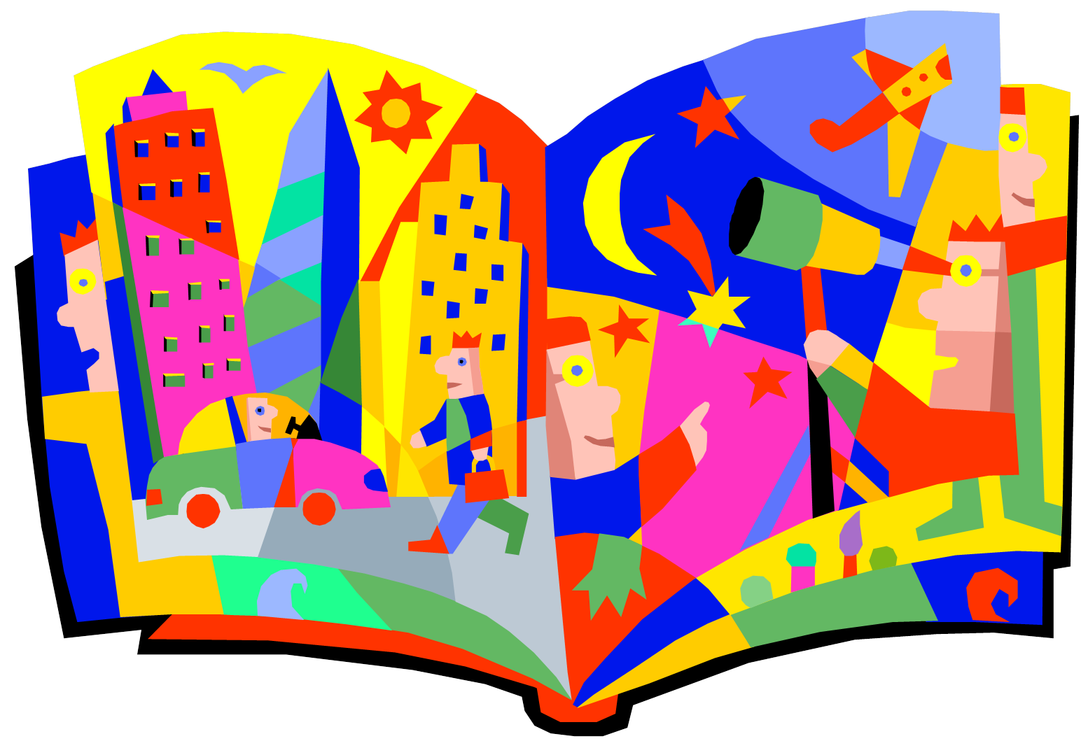 svg black and white stock Book story time free. Storytime clipart
