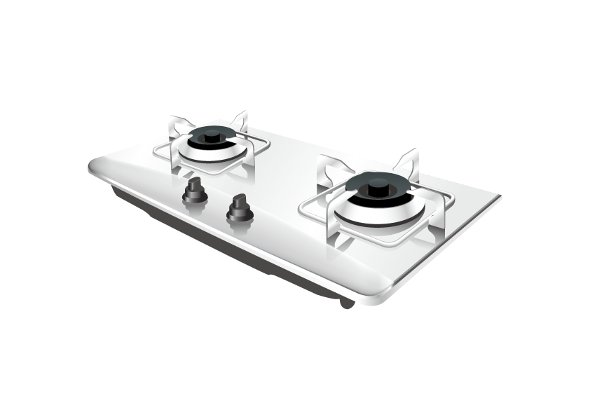 royalty free library Kitchen stove clipart. Gas portable clip art