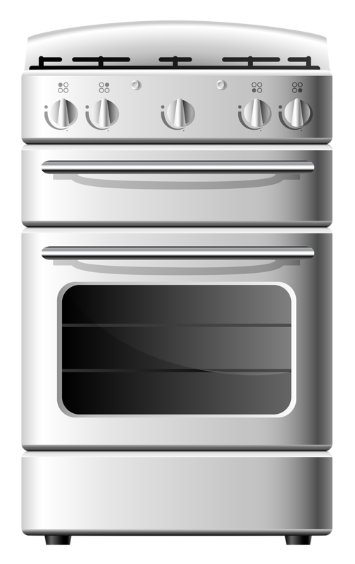 graphic royalty free download  png pinterest clip. Kitchen stove clipart