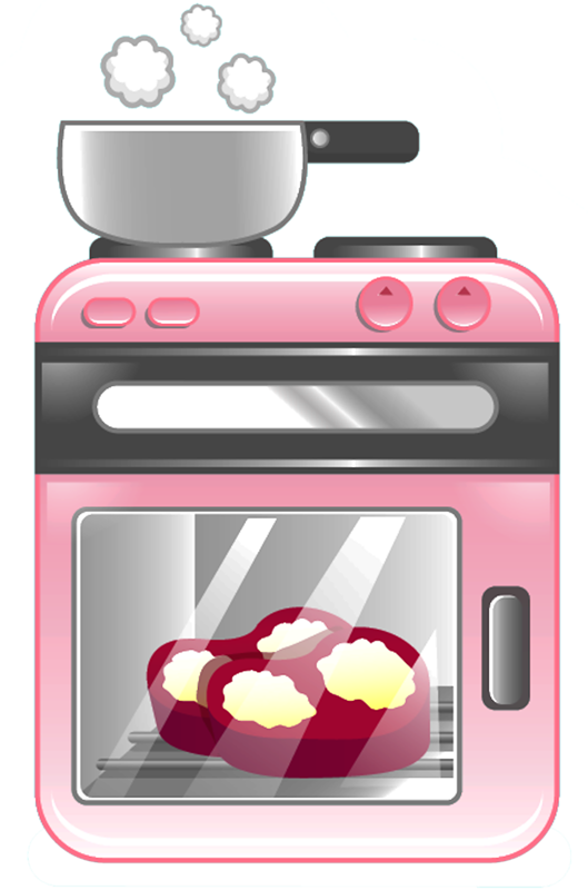 banner transparent stock Abb e png stove. Kitchen counter clipart.