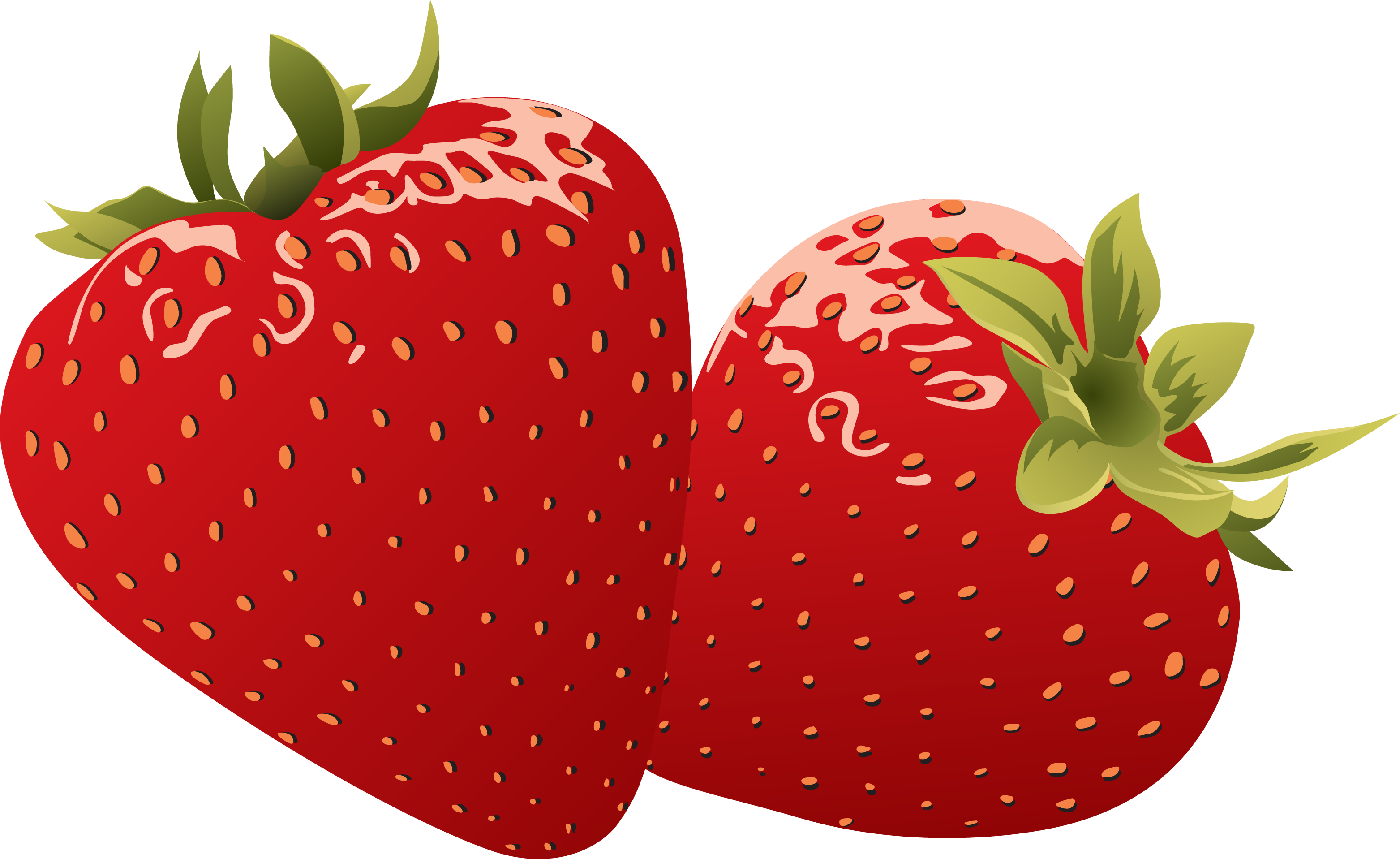 jpg free download Strawberry clipart. Group hd