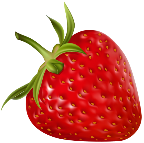 banner transparent stock Strawberry PNG Clipart