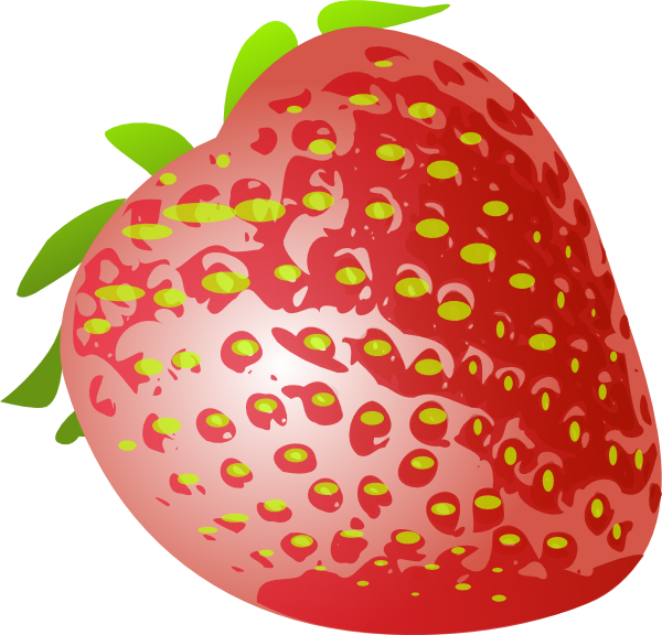 clip art free library Strawberry