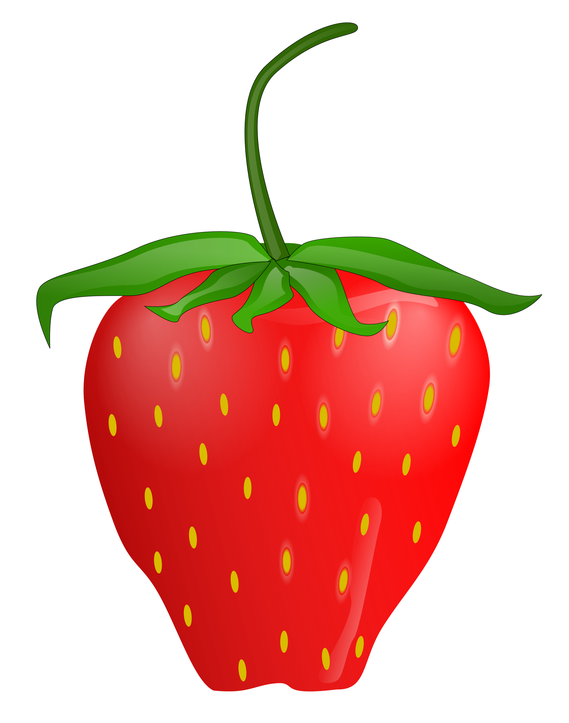 clipart transparent download Strawberry clip art free. Strawberries clipart
