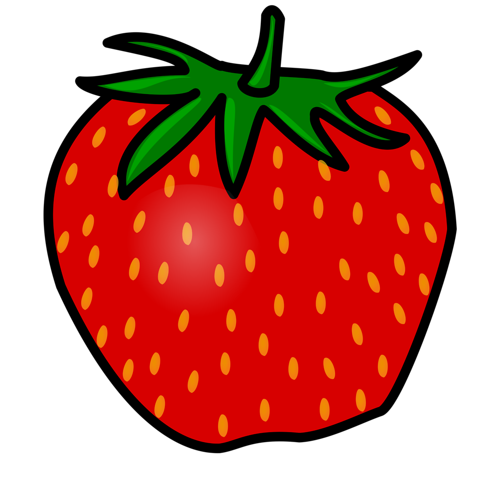 clipart free stock Strawberry