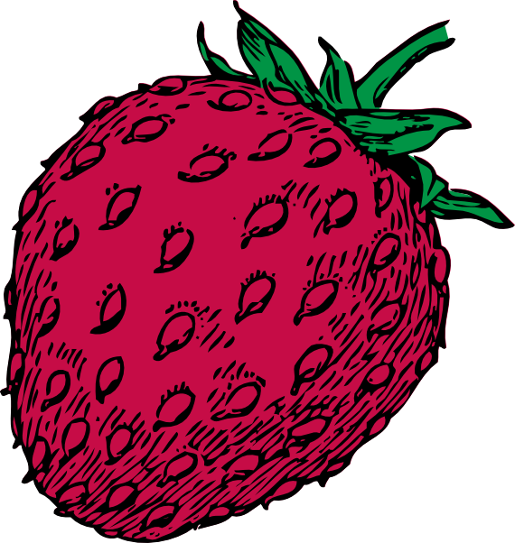 clipart transparent download Strawberry