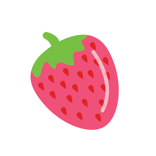 svg free library Drawing strawberries easy. Strawberry images at getdrawings
