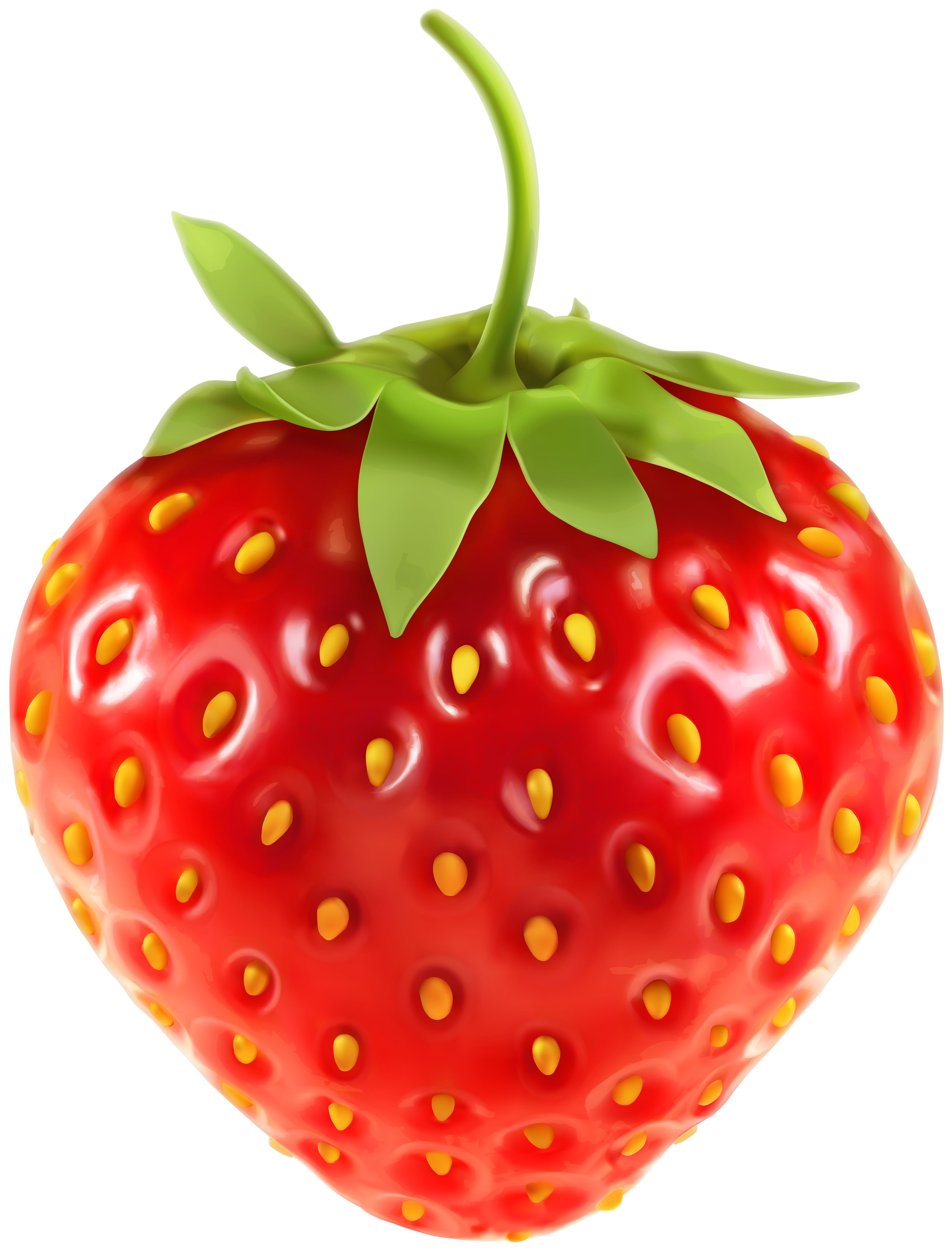 picture freeuse library Strawberries clipart food. Strawberry transparent clip art