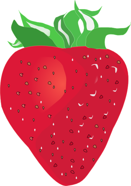 royalty free stock Strawberry clip art at. Strawberries clipart food