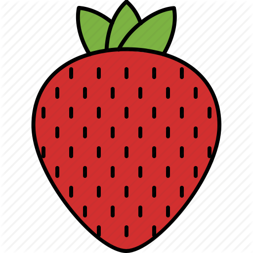 svg black and white Fruits and Vegetables