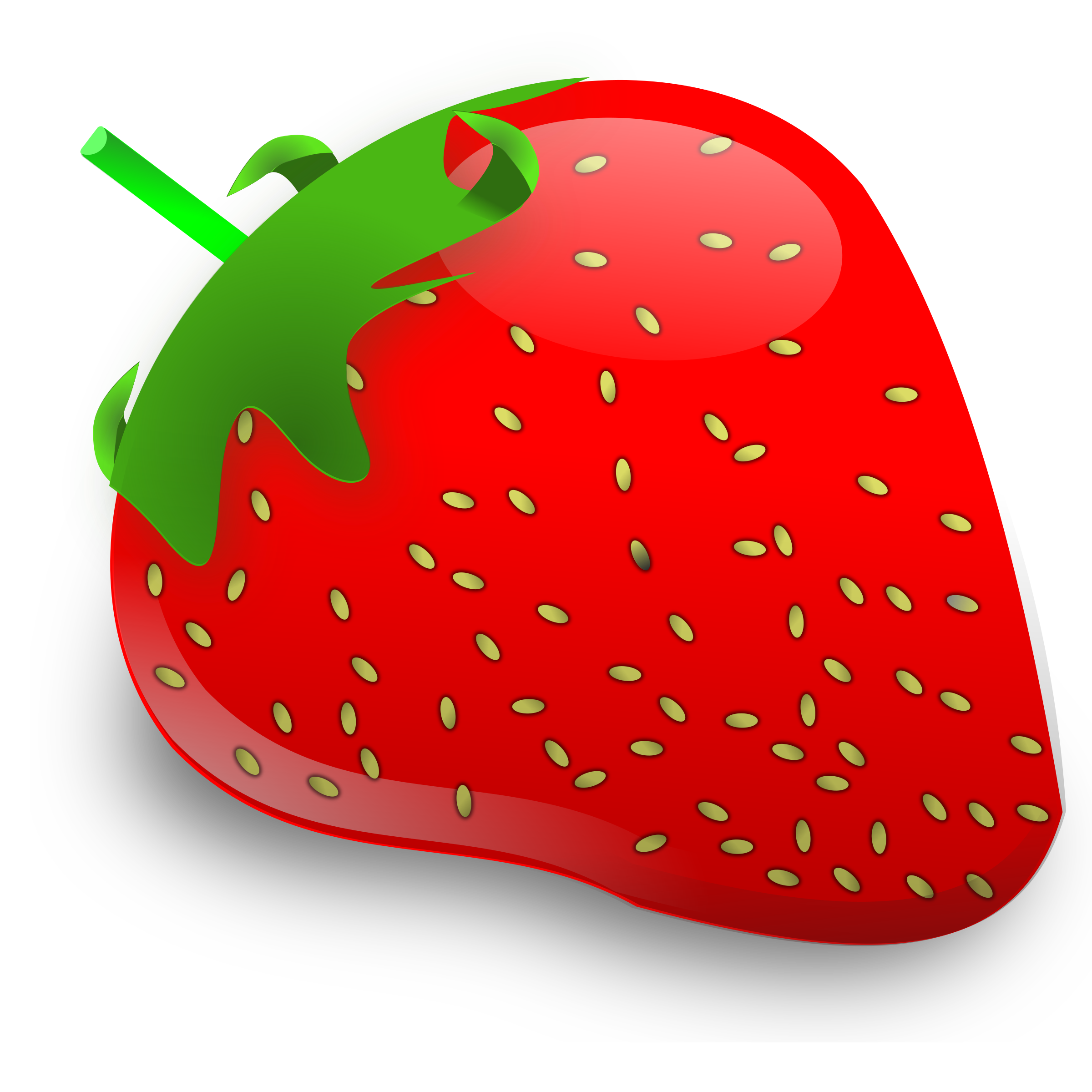 banner free download Strawberry clipart pdf