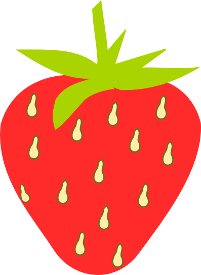 banner library strawberry