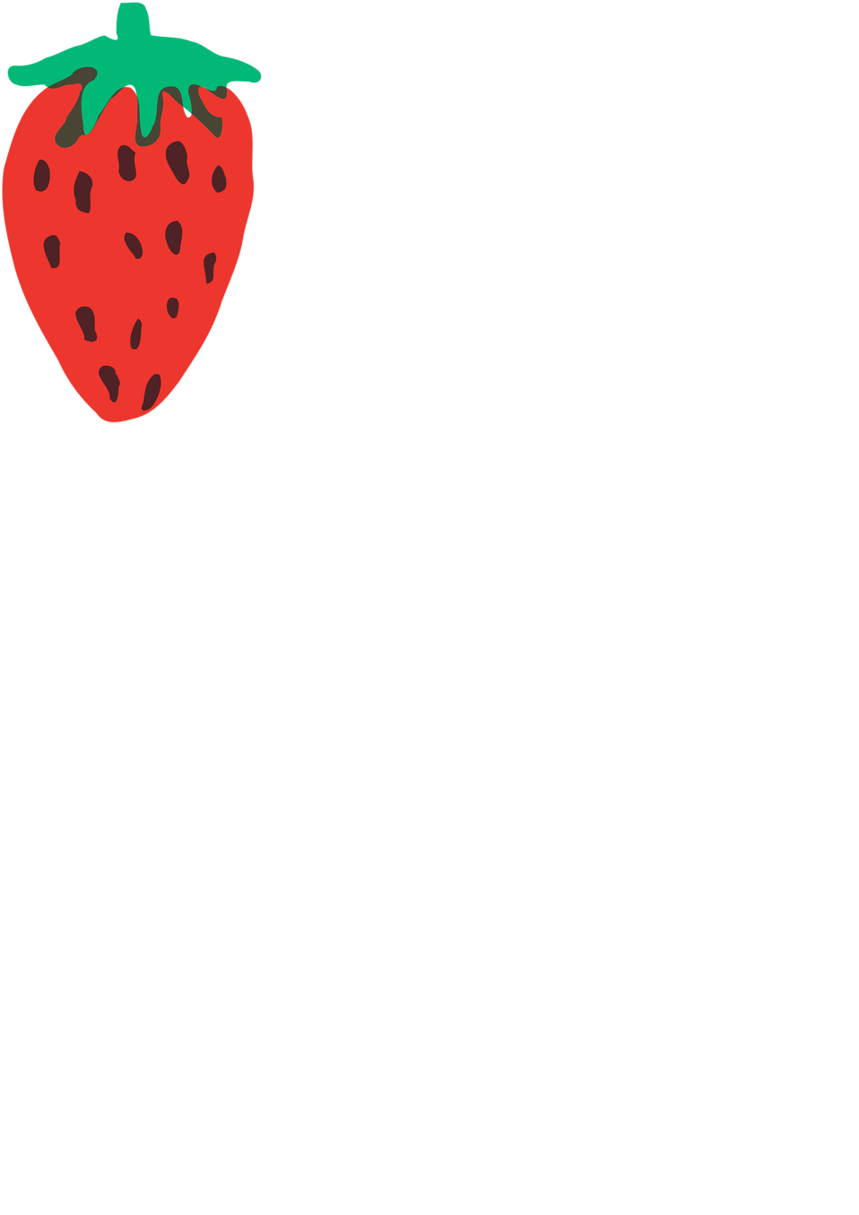 jpg free stock Strawberry