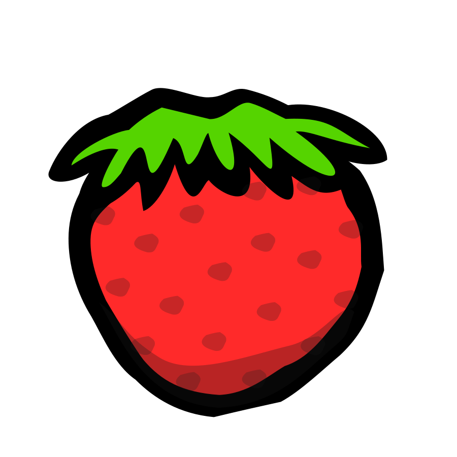jpg free download Strawberries Cliparts