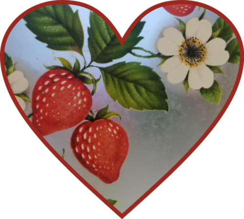 picture royalty free download Cute tumblr . Drawing strawberries pastel