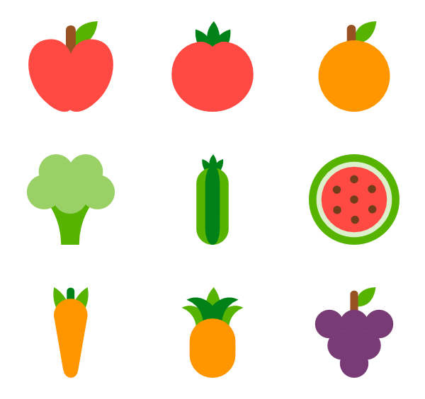 banner free flat vector vegetable #96706980