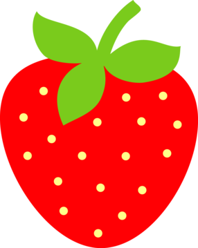 vector black and white library Moranguinho zwd minus my. Strawberry clipart
