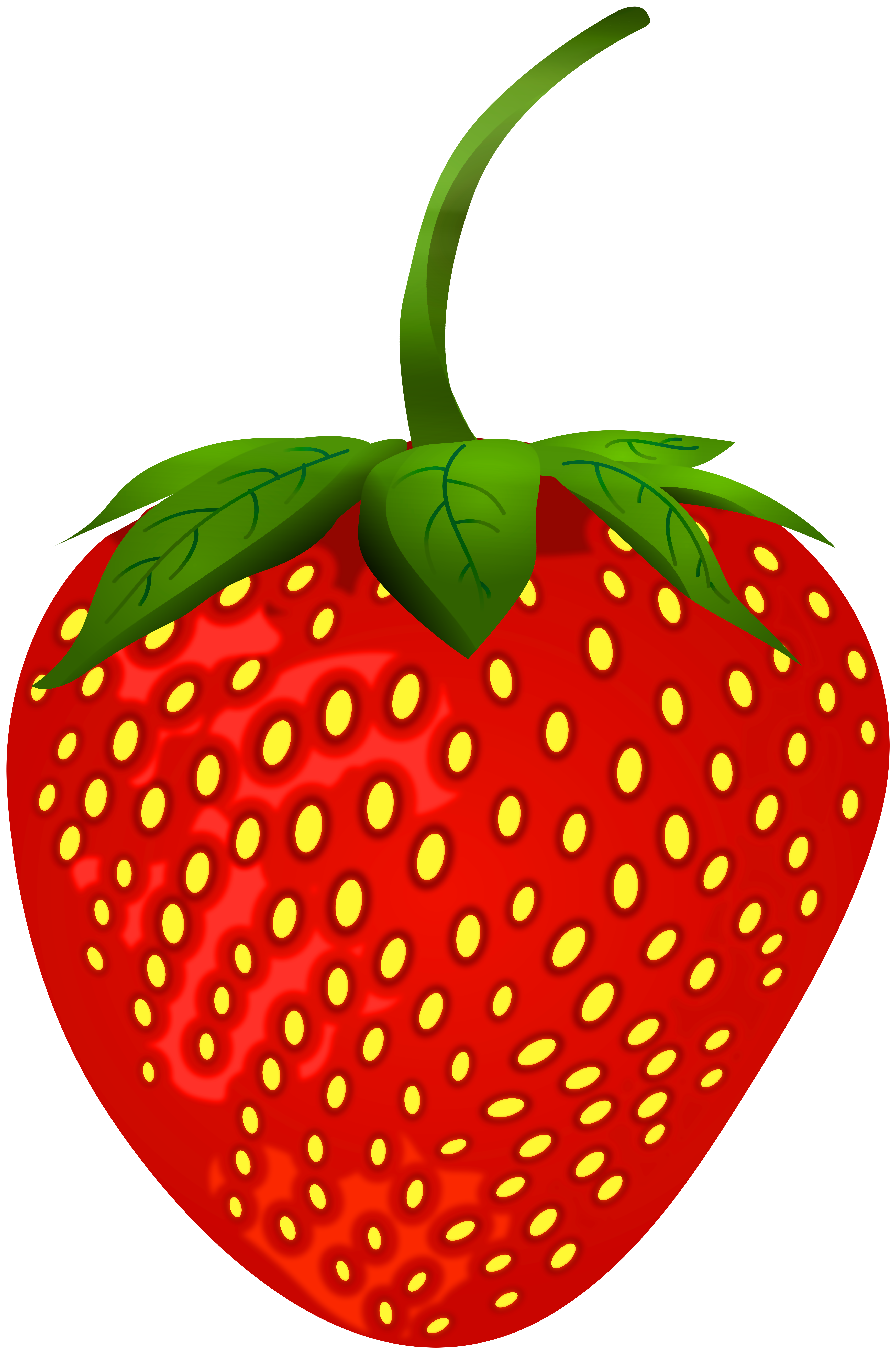 graphic free library Strawberry clipart. Png clip art best