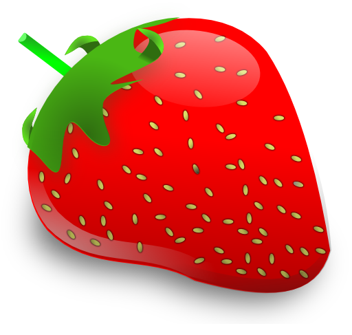 image library library Strawberry Clip Art Free