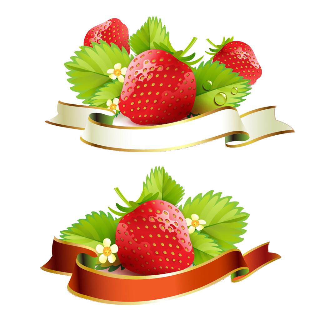 image royalty free Juice Smoothie Strawberry cream cake Clip art