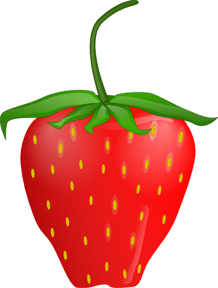 jpg royalty free Strawberry Vine Clipart