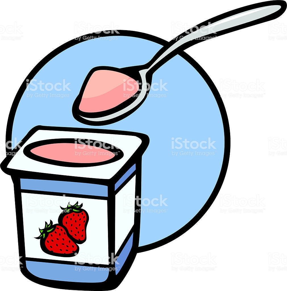 clip art stock Portal . Strawberry yogurt clipart.