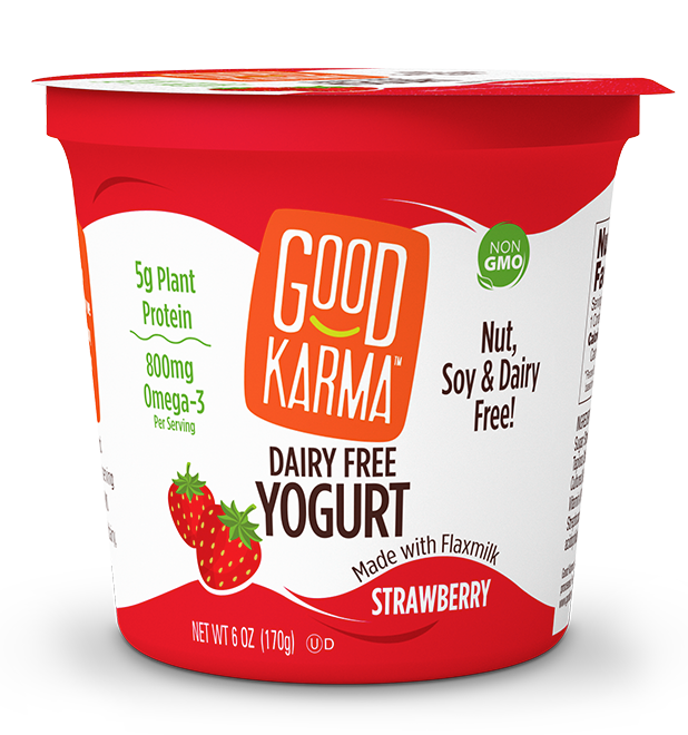 clipart download Store locator good karma. Strawberry yogurt clipart.