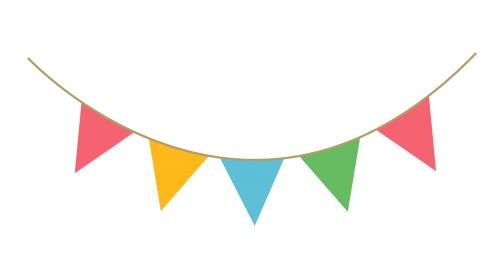 svg free stock Party Streamer Decoration PNG image