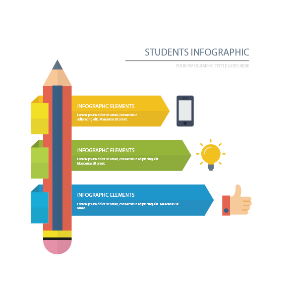 image transparent stock Student Infographic Education Icon