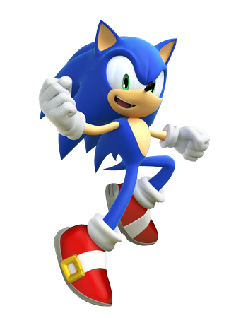graphic royalty free Sonic the hedgehog regular. Strength clipart rivalry
