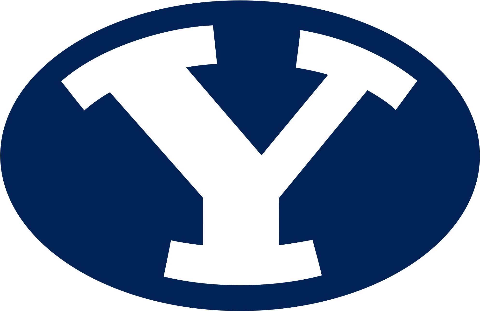 banner download Strength clipart rivalry. Byu football transparent