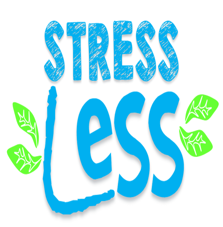 jpg transparent library Stress Less Clipart