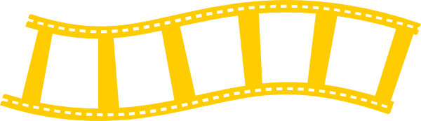 jpg free download Yellow Film Strip Clip Art at Clker