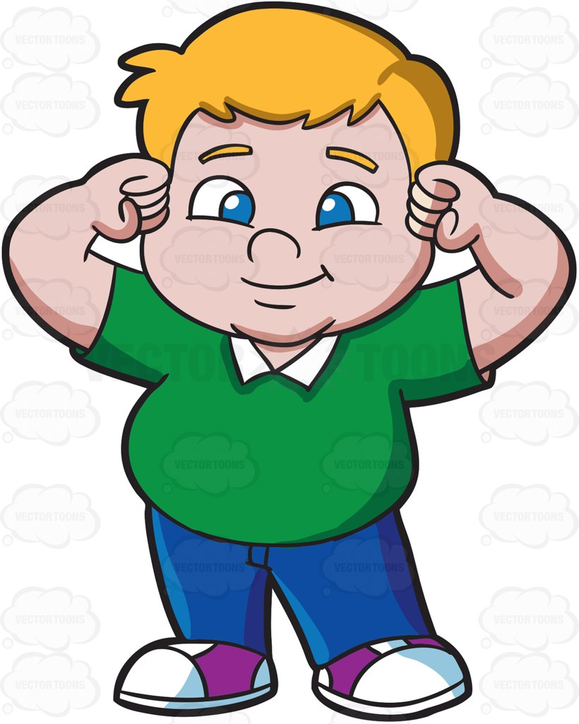 png Free download best . Strong kid clipart.