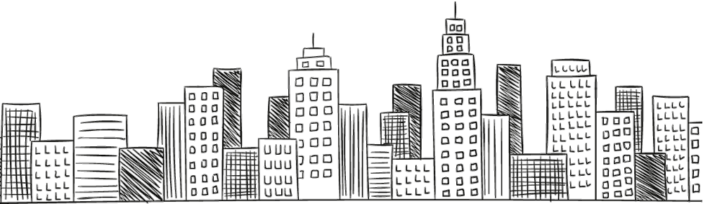 jpg royalty free download Drawing cityscapes hand drawn. Dbstructural professional personal engineering