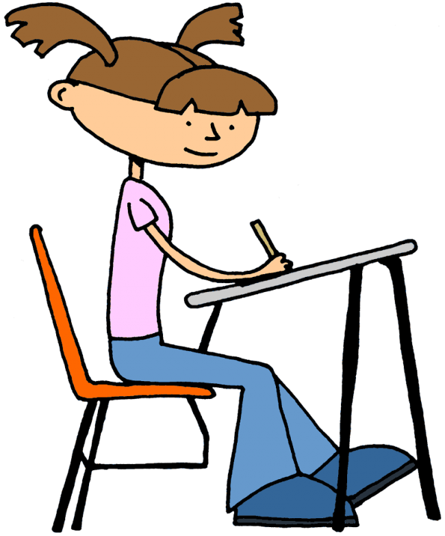 clip art download Student Desk Clipart craft projects