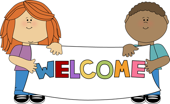 clip art free Welcome . Students clipart.