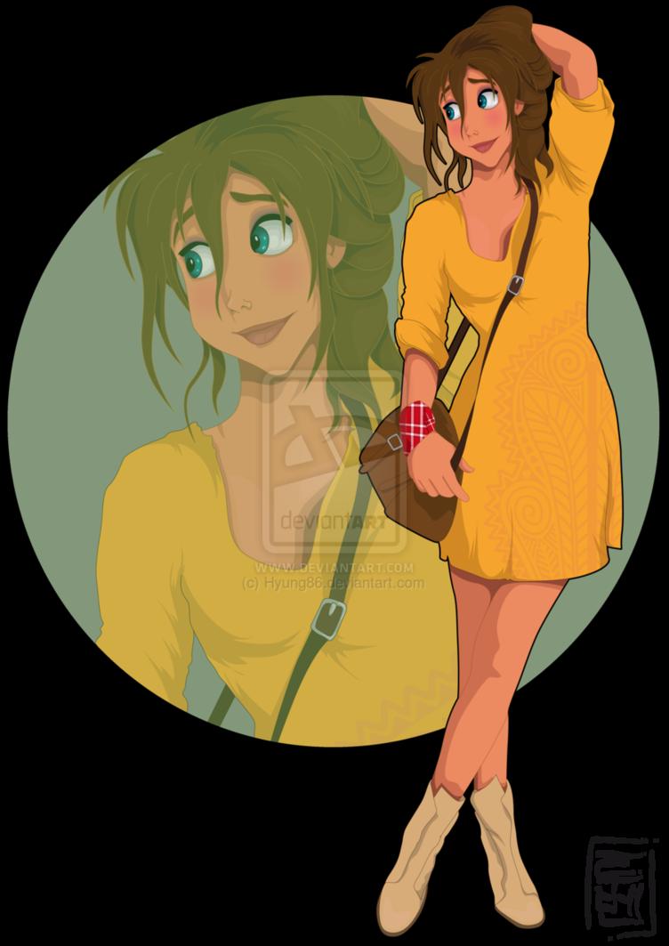 vector free download tarzan drawing and jane #104561035