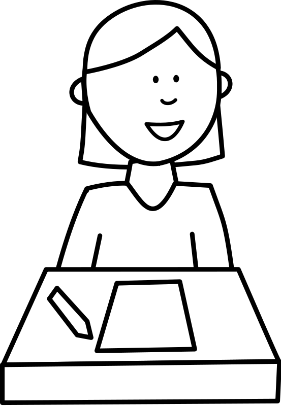 graphic free download Collection of free Drawing clipart student