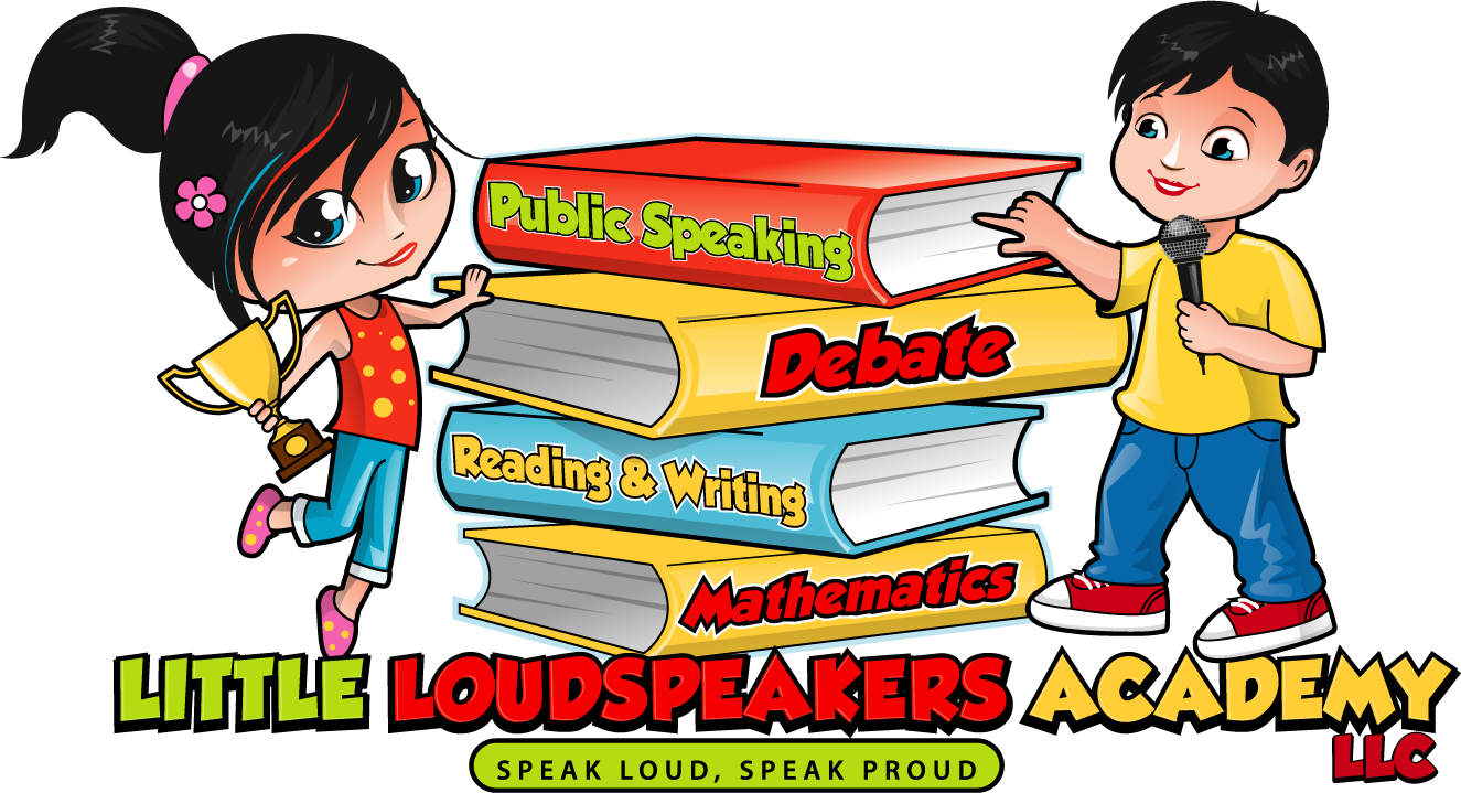 picture black and white download Little loudspeakers academy best. Students talking in class clipart.