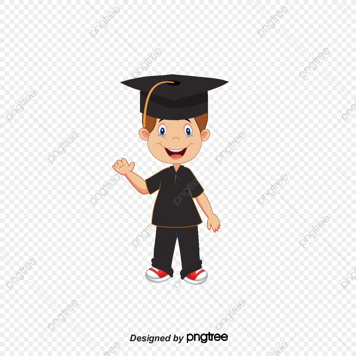 jpg royalty free download Graduate clipart . Student vector design.
