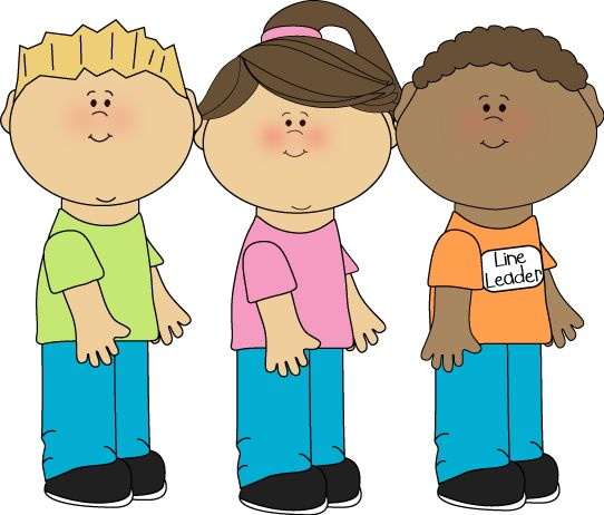 image royalty free library Students walking in line clipart. Hallway clip art library