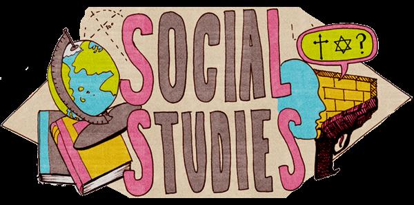 banner transparent library Social mrs knudson carrie. Studies clipart illustration.