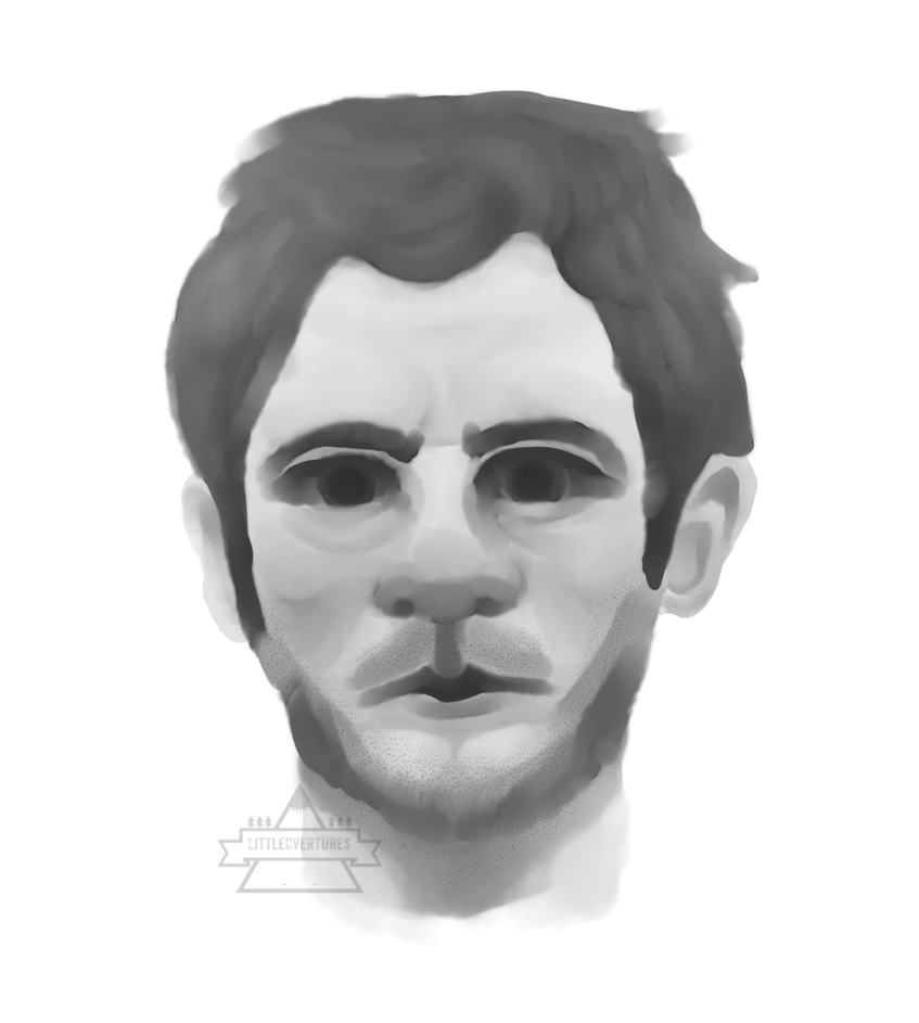 image royalty free download Chris Pratt Study by LittleOvertures on DeviantArt
