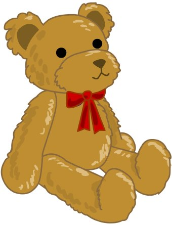 clipart royalty free download Stuffed animal clipart. Clip art library
