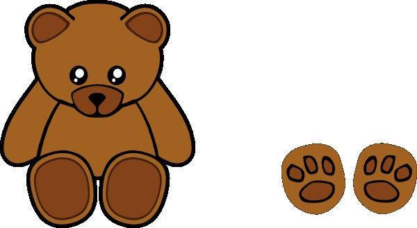 clipart transparent stock Stuffed Teddy Bear Clip Art at Clker