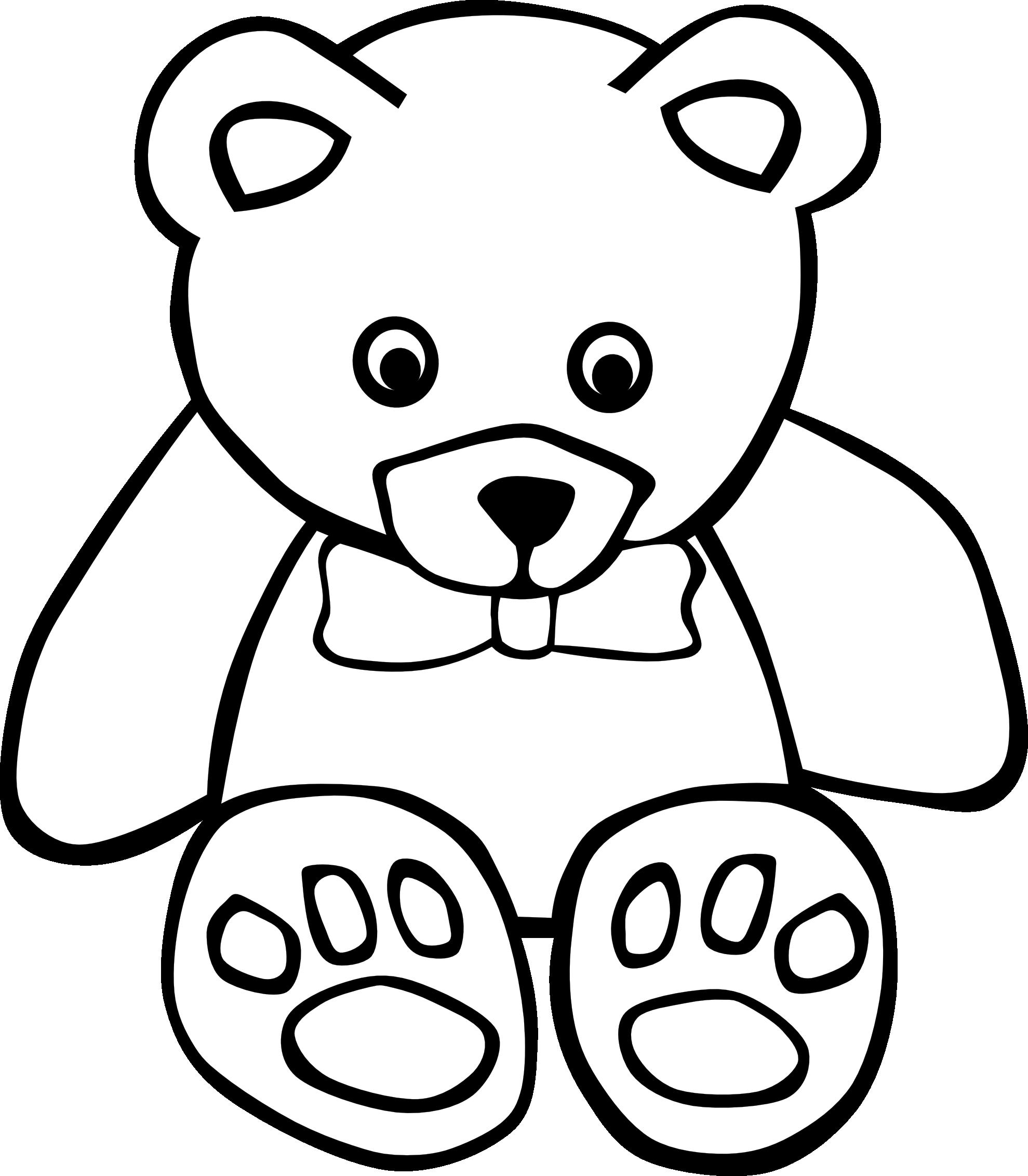 transparent stock Stuffed Bear Drawing at GetDrawings